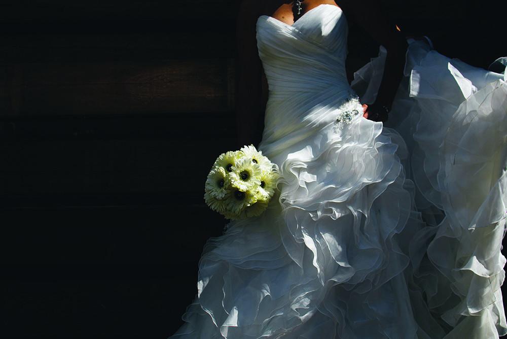 Comment faire nettoyer et bien conserver sa robe de mariée ?