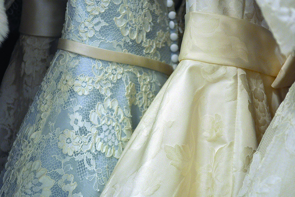 How to clean and preserve your wedding dress after the ceremony ?