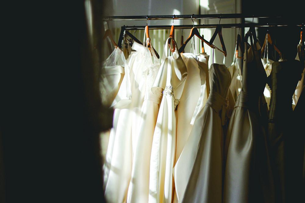 L'intérêt d'un pressing robe de mariée