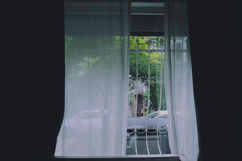 La nettoyage de rideaux à Paris