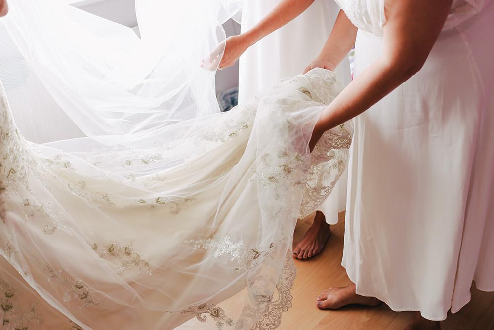 La Teinturerie : Votre pressing robe de mariée à Paris