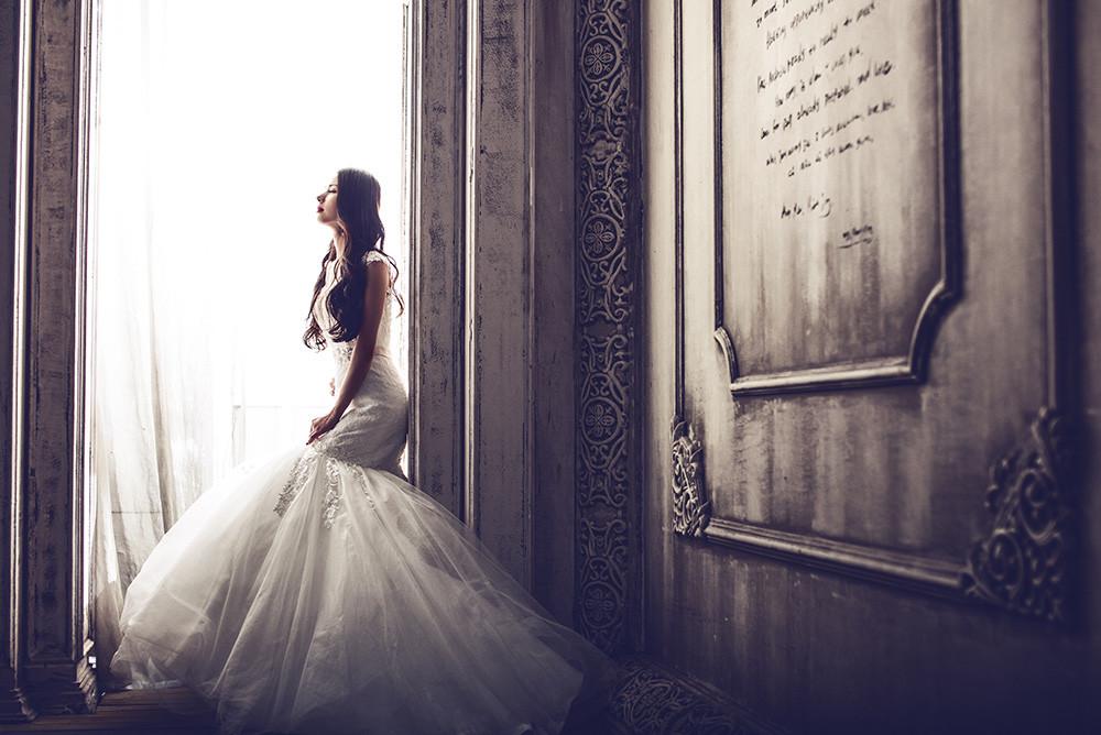 La Teinturerie : Le pressing robe de mariée