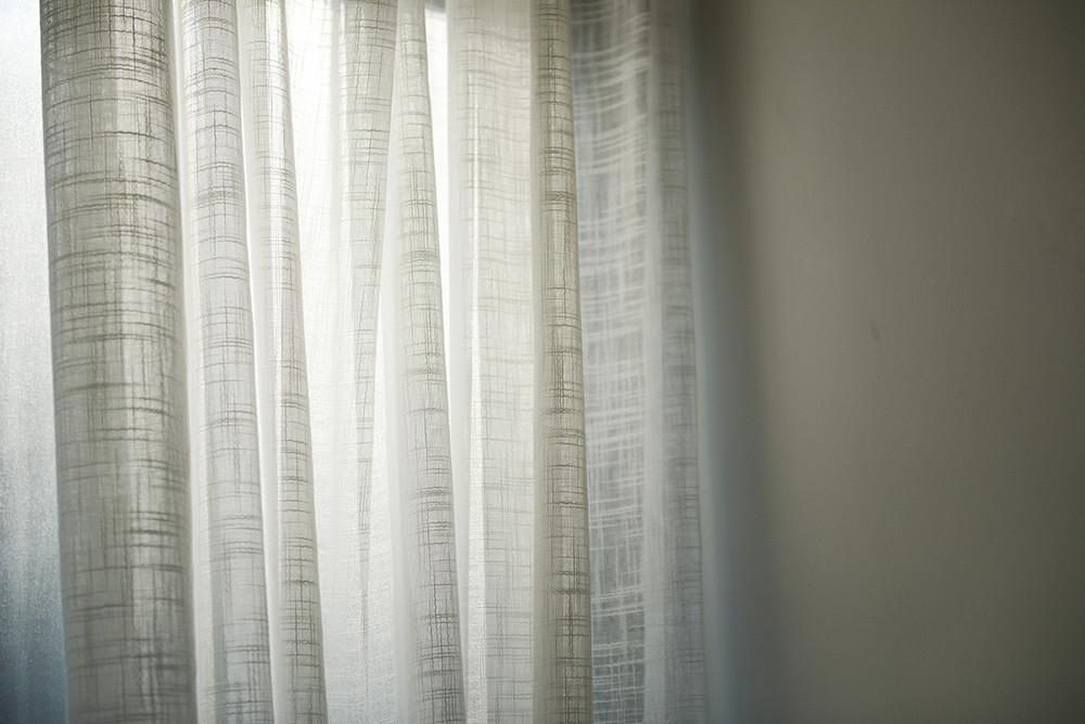 Le lavage de rideaux en pressing de luxe