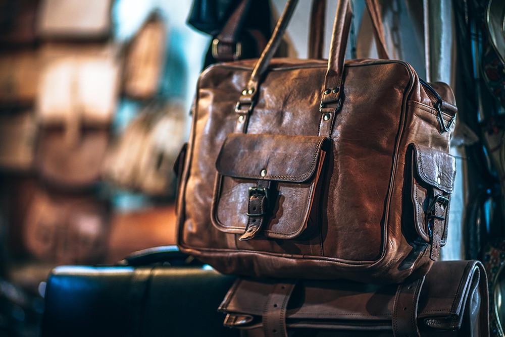 Comment nettoyer un sac en cuir ?