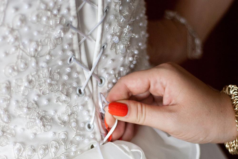 La conservation de sa robe de mariée !