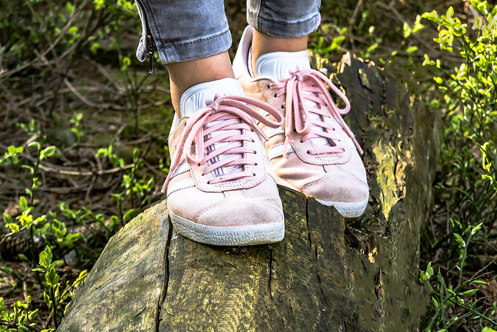 Comment laver des chaussures en daim ?