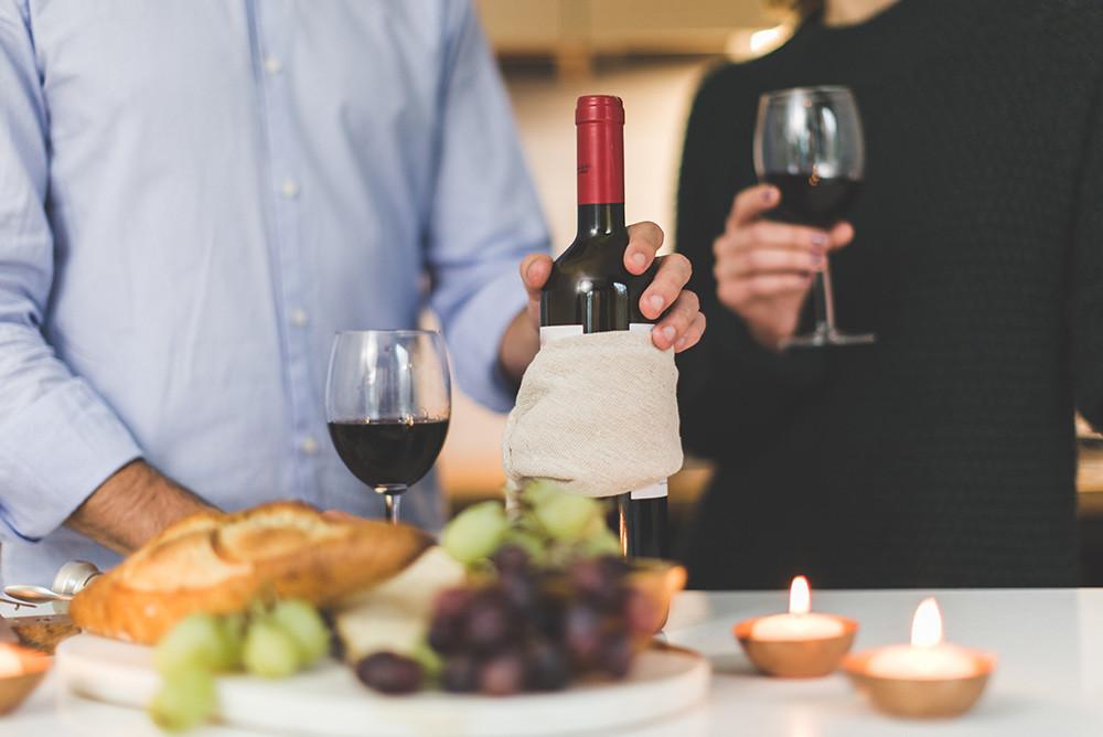 Comment enlever une tache de vin rouge ?