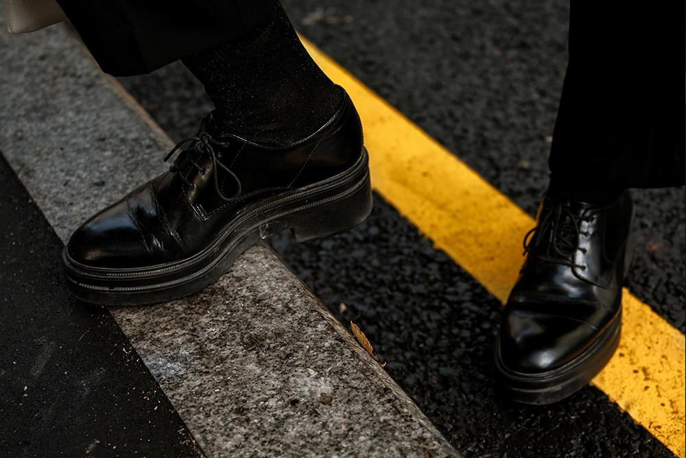 Comment nettoyer des chaussures vernies ?