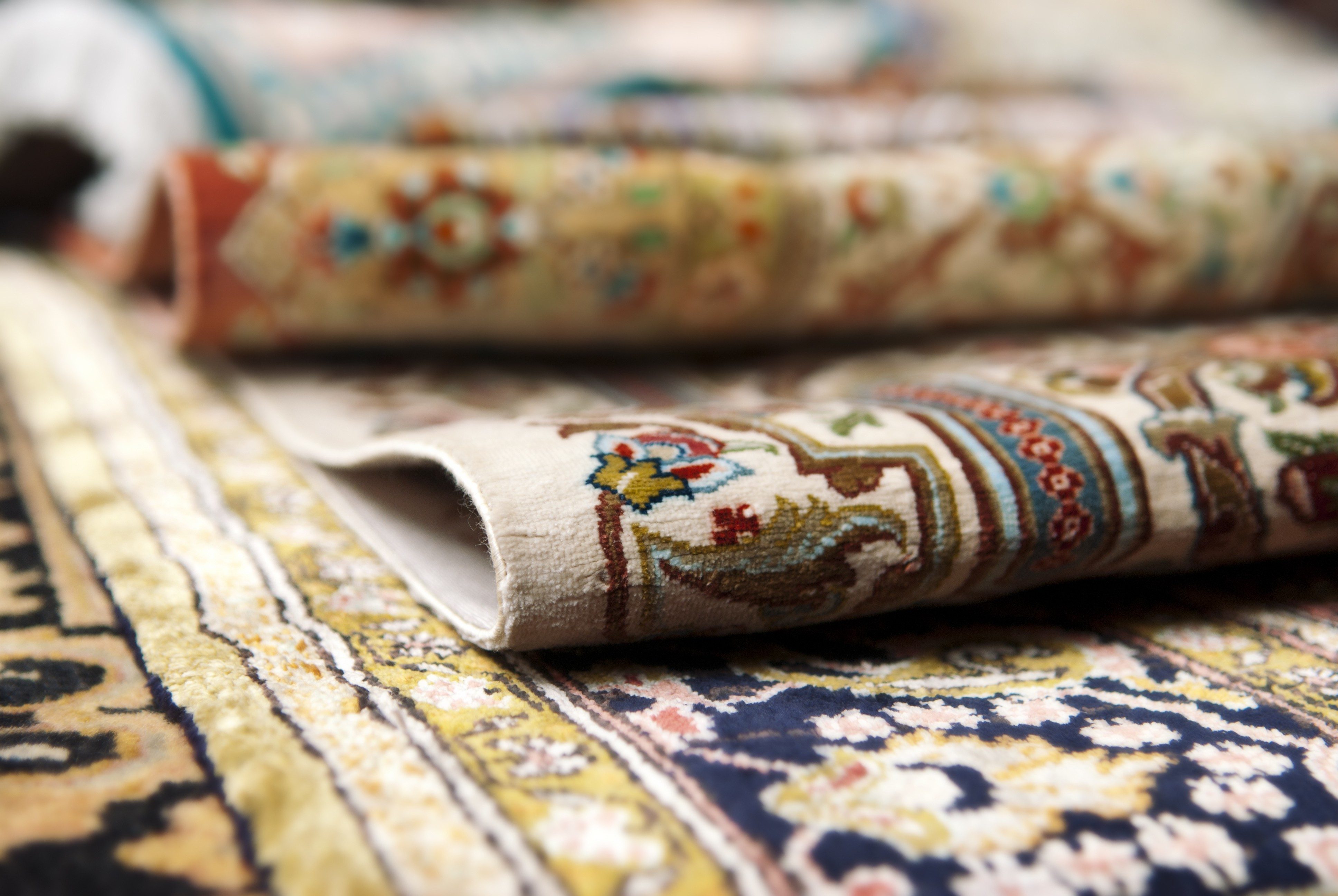 Cleaning and restoring your carpets